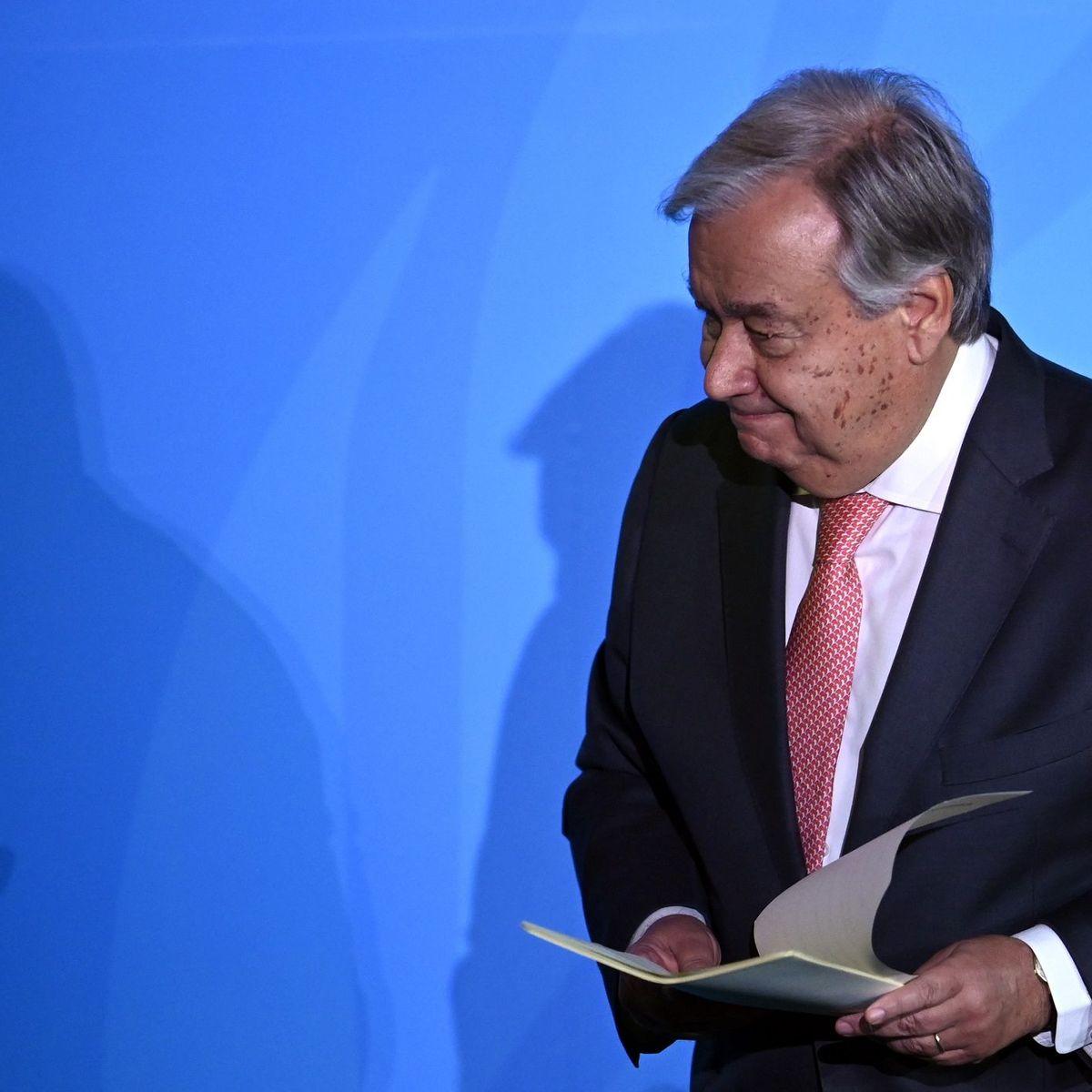 """Crise politique : le chef de l'ONU appelle les Haïtiens à éviter """"toute escalade"""""""