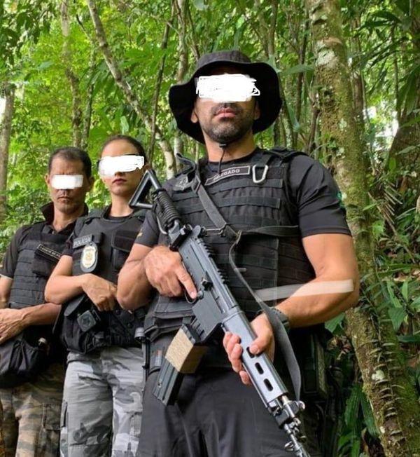Oiapoque: quatre contrebandiers sous les verrous