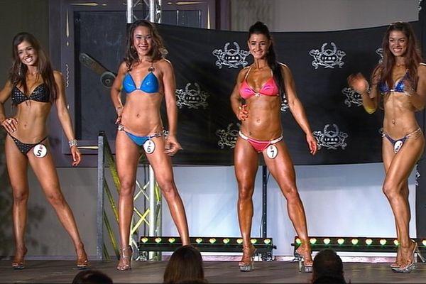 Championnat du Pacifique sud de bodybuilding femmes