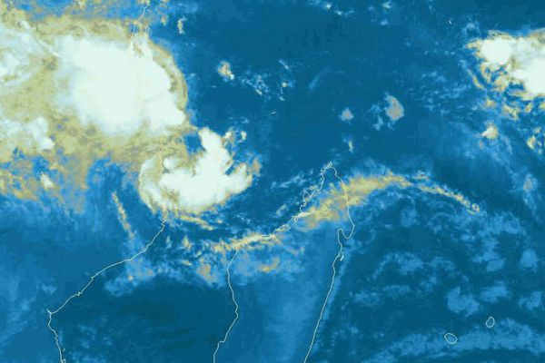 La tempête tropicale modérée Hellen traverse Mayotte