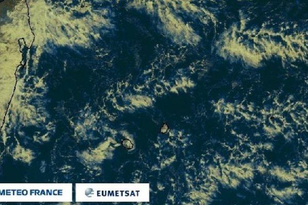 Image Sat météo du 21 06 2016