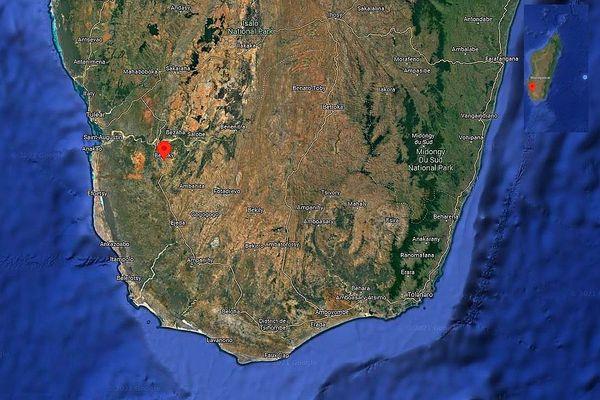 Betioky-Sud Madagascar