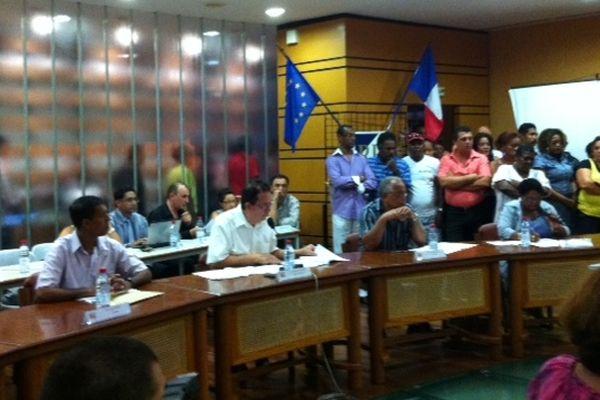 Conseil Municipal de Saint-Louis
