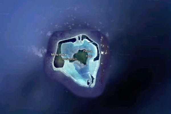 Un pécheur disparu entre Tahiti et maupiti