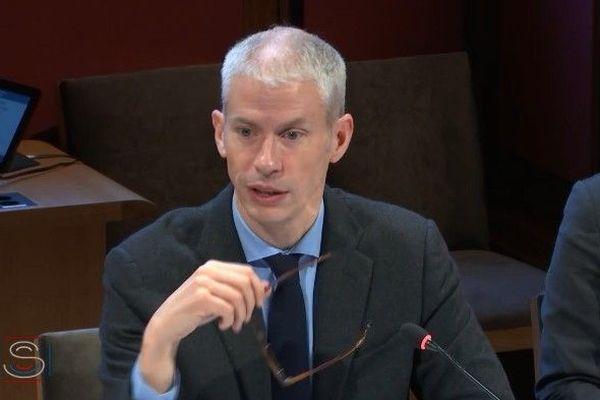 Franck Riester Sénat