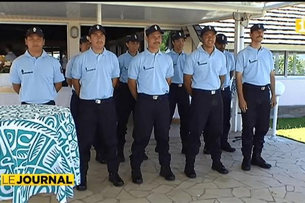 Neuf nouvelles recrues honorées par la gendarmerie