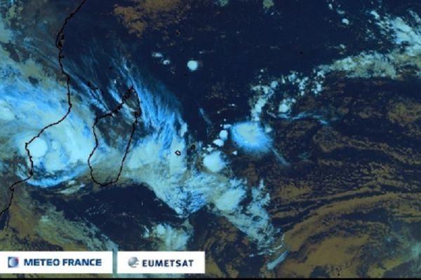 Une tempête tropicale modérée est baptisée « Guambe » dans le canal du Mozambique