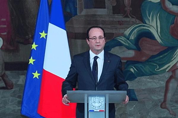 François Hollande/ Signataires/Accord de Nouméa