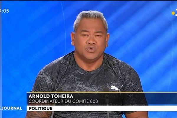 Arnold Toheira : « Tautira elle est aux oubliettes, la population dit stop »