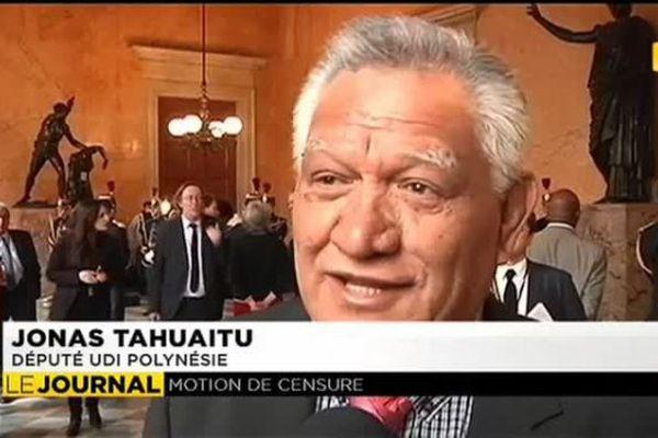 Jonas Tahuaitu