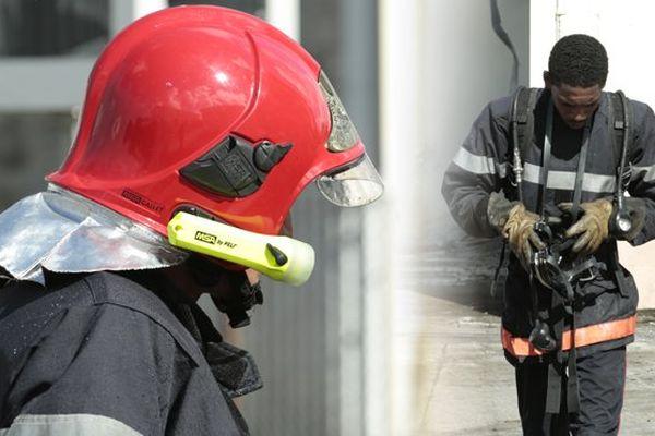 Pompiers et feux de broussailles