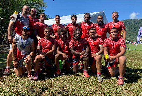 Samoa 2019, équipe NC de rugby à sept