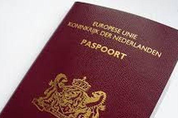 Passeport hollandais