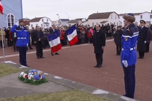 Visite Hollande Miquelon
