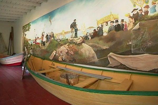Le doris au musée Héritage