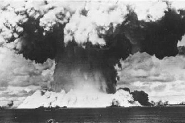 Nucléaire aux îles Marshall