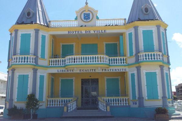 Mairie du Moule