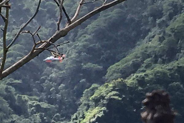 Opérations de secours pour retrouver deux jeunes à Vaipahi