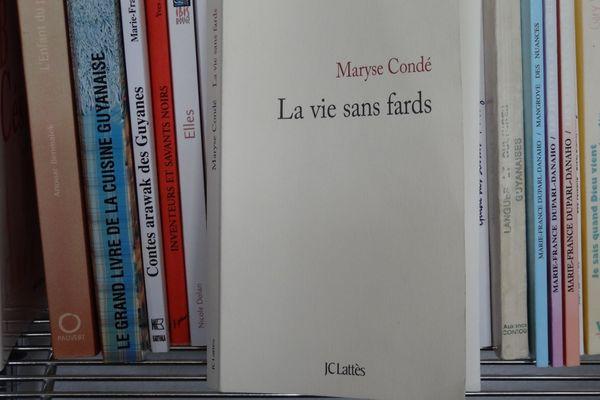 La vie sans fards de Maryse Condé