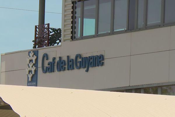 La Caf Guyane
