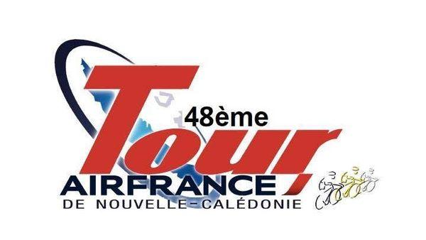 Logo Tour cycliste de Calédonie 2018