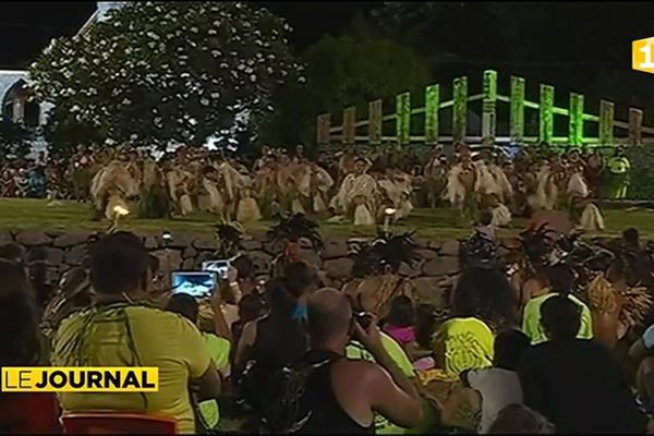 La première soirée de spectacle du Matavaa, c'était lundi soir.