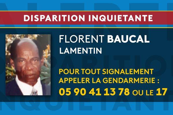 disparition Florent Baucal