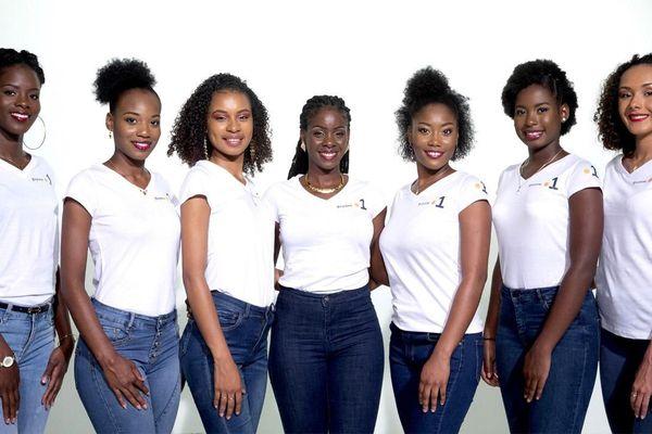 Miss Guyane 2019