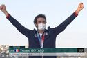 JO 2021 : le Calédonien Thomas Goyard remporte l'argent olympique en planche à voile