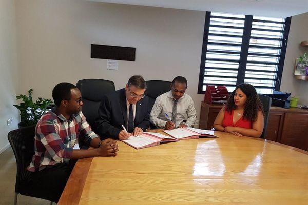 Partenariat la Reunion et Mayotte