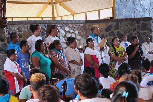 Ua Pou accueille les journées marquisiennes de la jeunesse