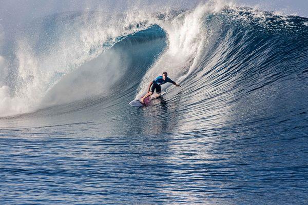 Billabong Pro Tahiti Glenn Hall
