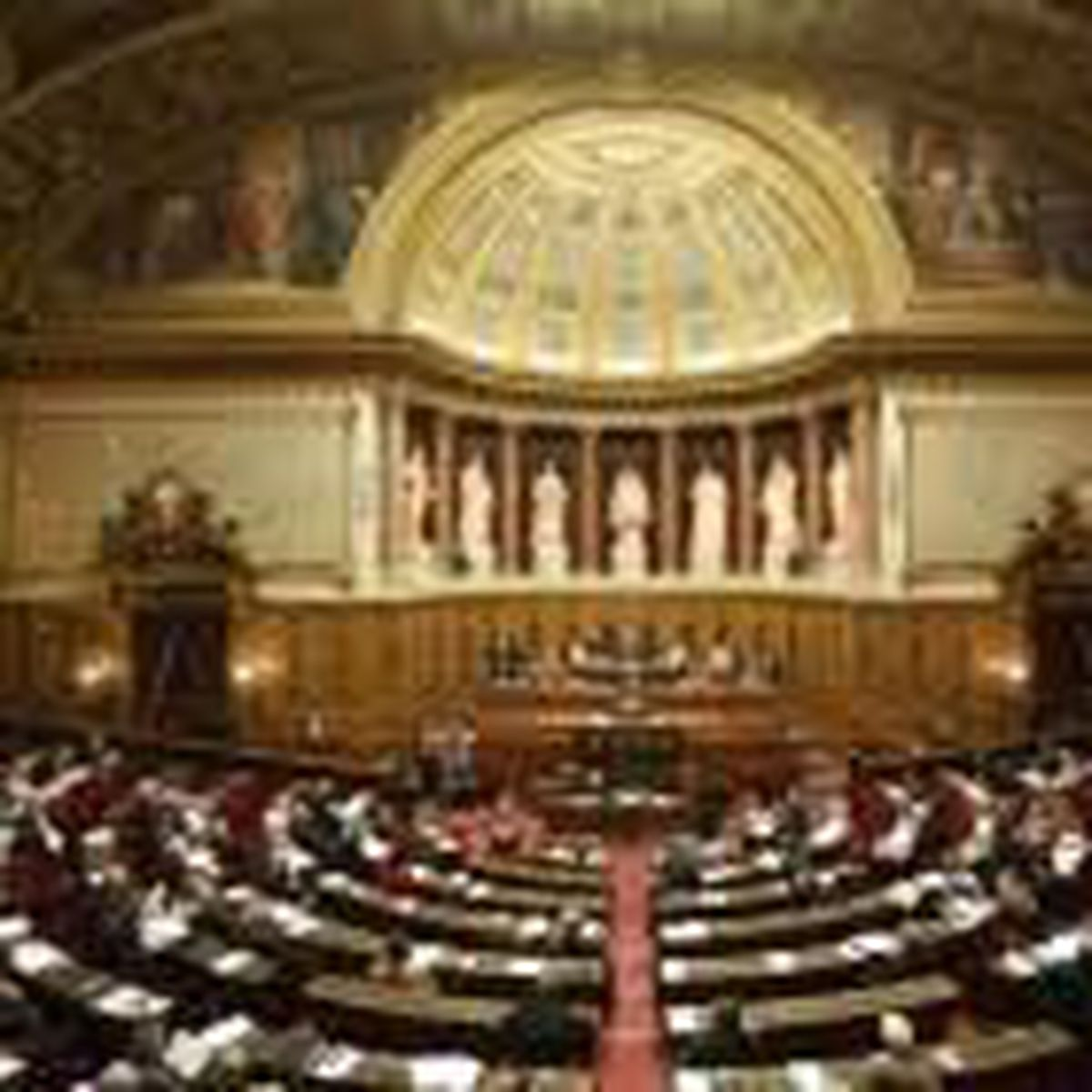 Le Sénat adopte des amendements portés par Victoire Jasmin