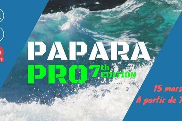 Suivez les demi-finale et finales de la Papara Pro Open 2018 en direct !