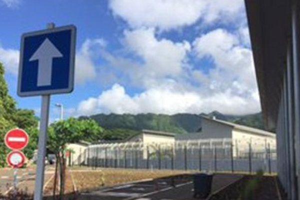 La nouvelle prison de Papeari