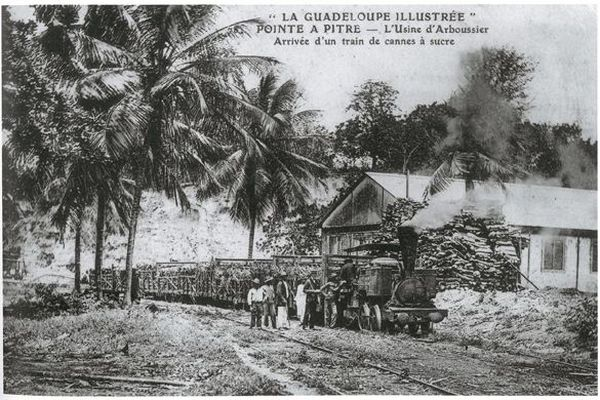 Guadeloupe années 1900