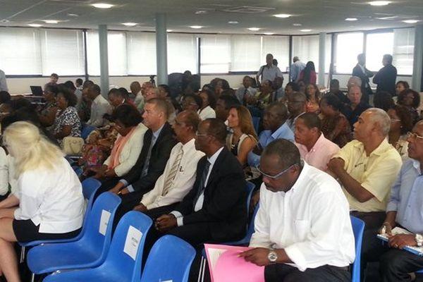 Les maires de Guadeloupe ont répondu présent
