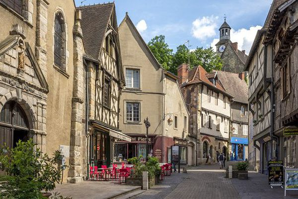 Montluçon (image d'illustration)