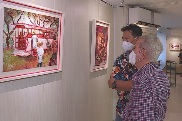 exposition Evrard Chaussoy