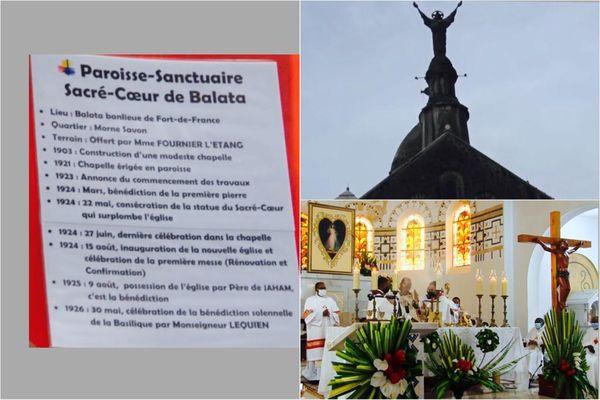 Eglise du Sacré-Coeur / Fort-de-France / catholique