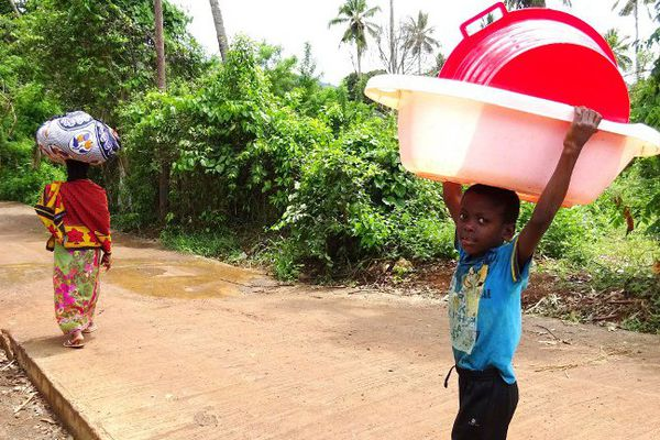 Mayotte pénurie eau