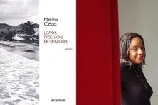 La romancière et professeure martiniquaise Mérine Céco (Corinne Mencé-Caster)