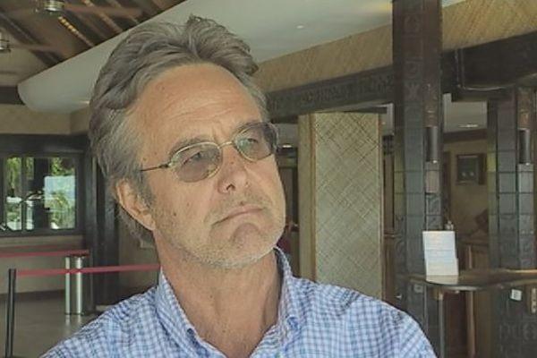 Richard Bailey, PDG du groupe Pacific Beachcomber