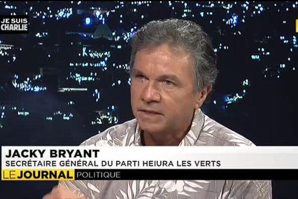 Le retour d'Heiura – Les Verts sur la scène politique