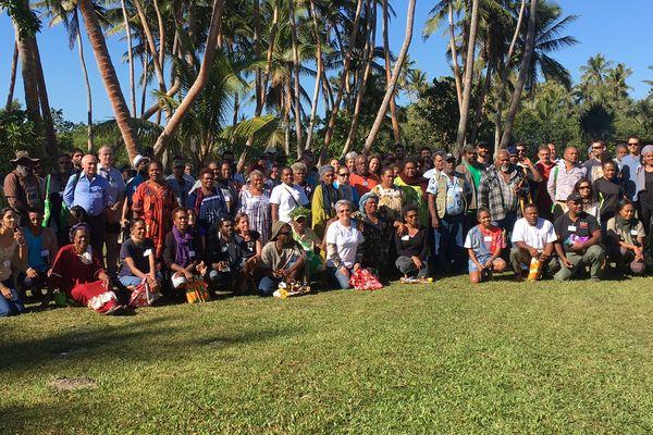 Troisième forum des comités de gestion Unesco Windo Poindimié (7 juillet 2017)