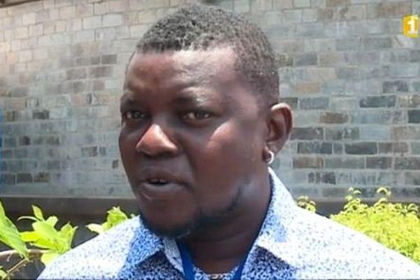 Topo Lama, adjoint au maire de Maripasoula en Guyane