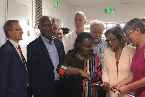 Hôpital de Cayenne : inauguration de nouveaux services