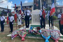 Les anciens combattants de Guyane