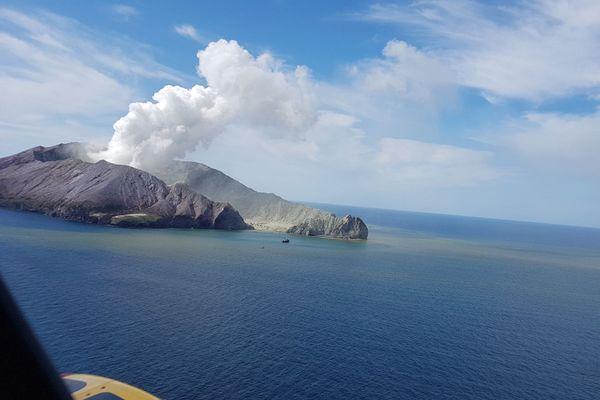 Volcan Nouvelle-Zélande