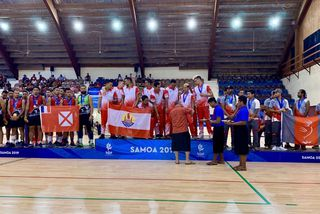 Finale volley Samoa 2019 hommes